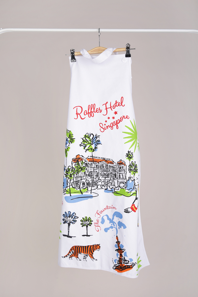 Apron in Contemporary Design