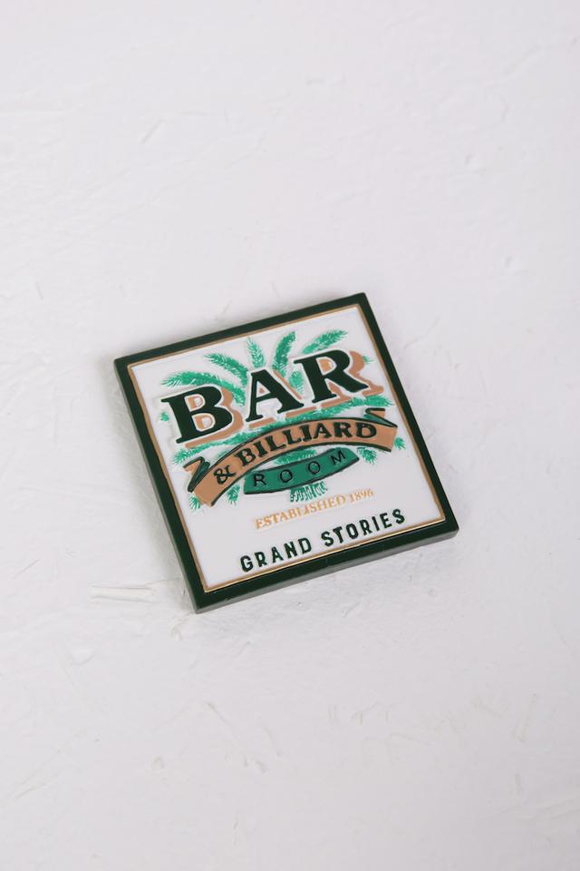 Bar & Billard Room Magnet