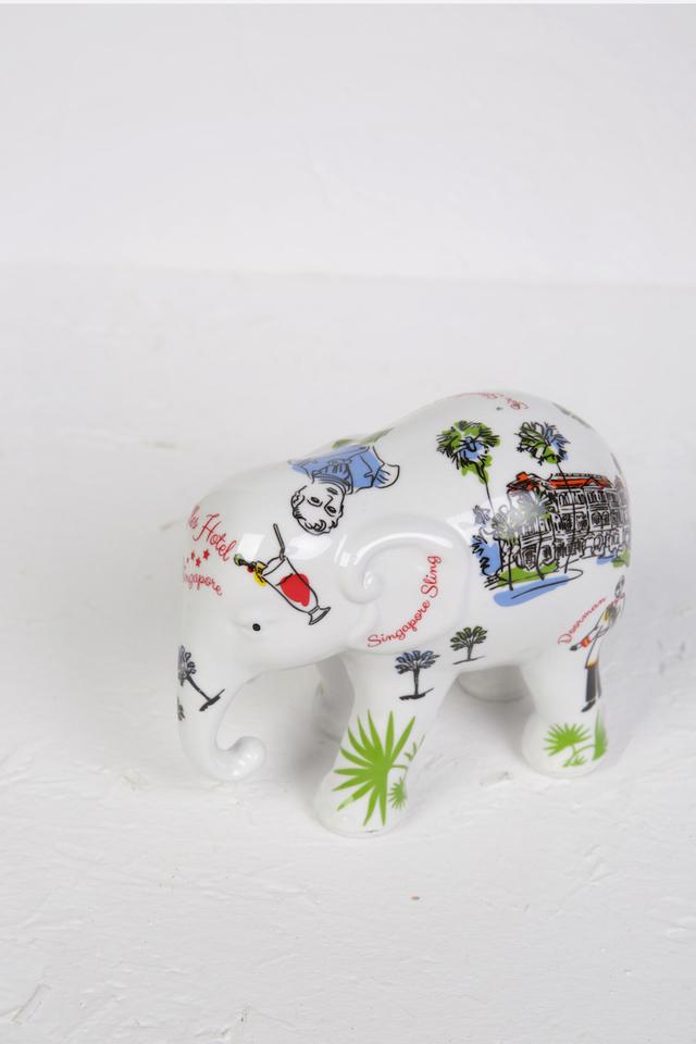 Fine Porcelain Contemporary Design Elephant