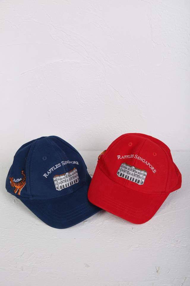 Unisex Raffles Façade Junior Cap
