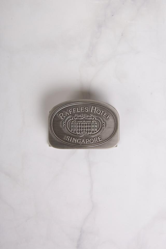 Raffles Metallic Name Card Holder