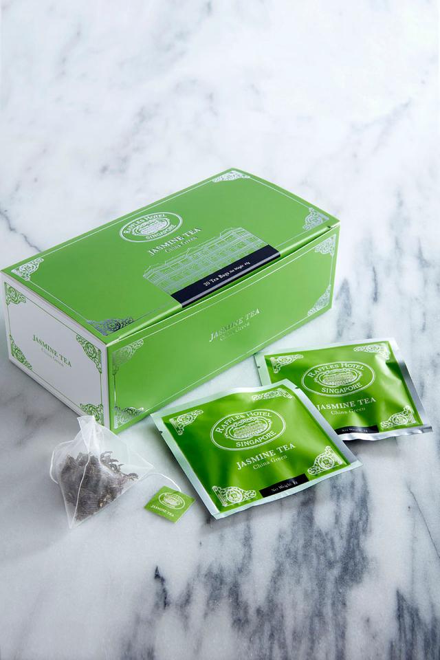 Raffles Jasmine Tea Bag