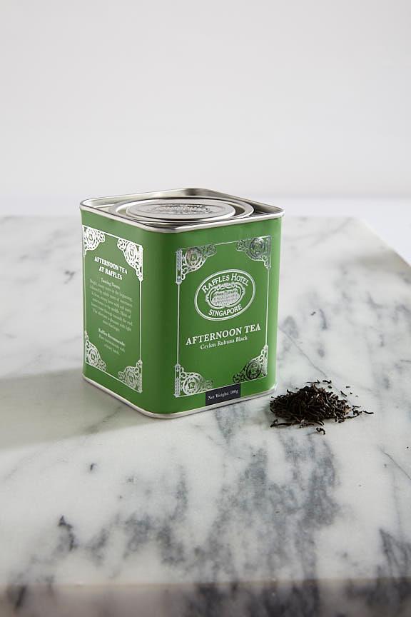 Raffles Afternoon Loose Leaf Tea