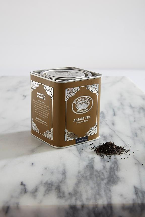 Raffles Assam Loose Leaf Tea