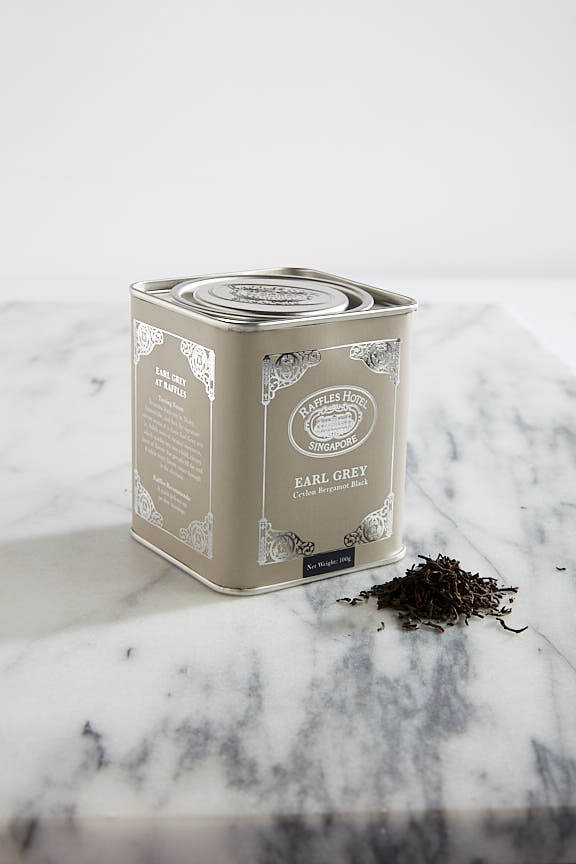 Raffles Earl Grey Loose Leaf Tea