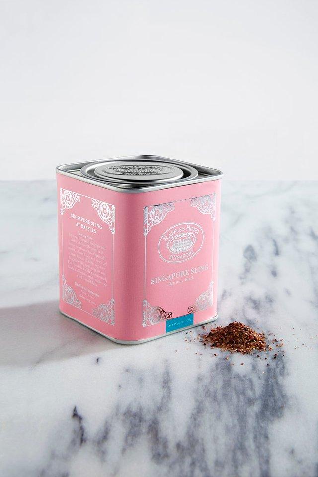 Raffles Singapore Sling Loose Leaf Tea