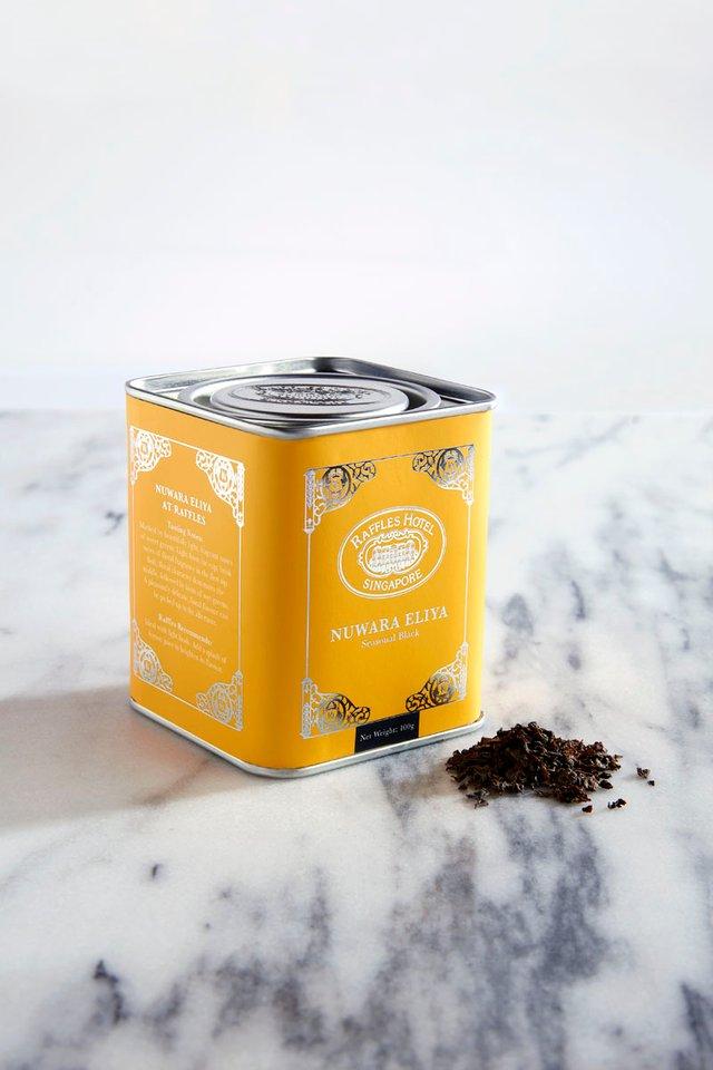 ラッフルズ <br>ヌワラエリヤティー<br> (リーフティー)/Raffles Nuwara Eliya Loose Leaf Tea