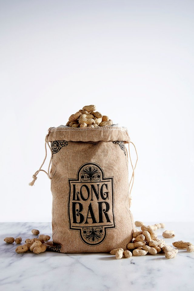 Raffles Long Bar Groundnuts