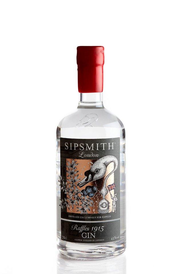 ラッフルズ・ジン1915 シップスミス 700ml/Raffles Gin 1915 Sipsmith 700ML