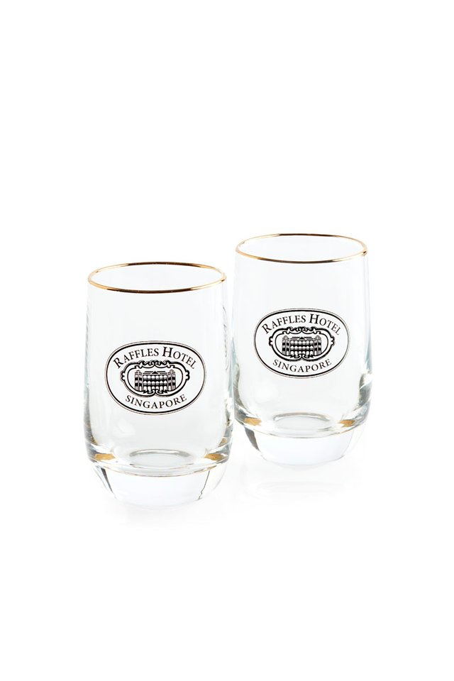 Raffles Shot Glass