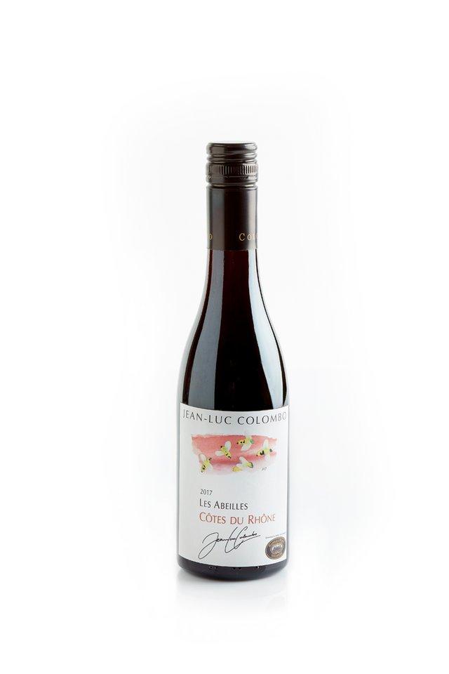 Jean-Luc Colombo Les Abeilles Côtes du Rhône (Red Wine)