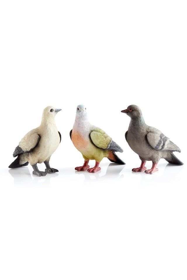Raffles Pigeon Figurine