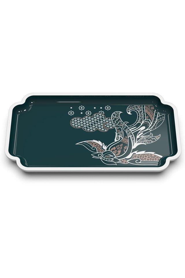 Soaring Garuda Tea Tray