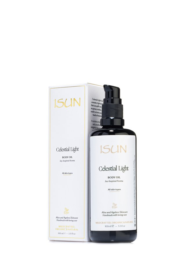 ISUN Celestial Light Body Oil