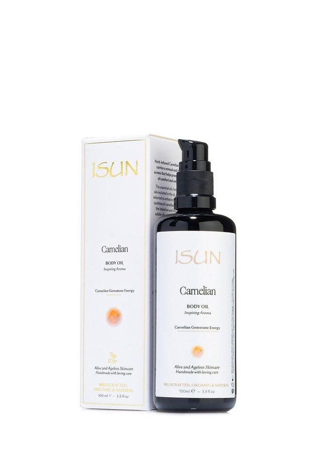 ISUN Carnelian Body Oil