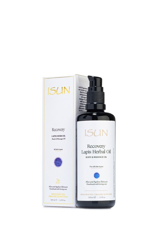 ISUN Recovery Lapis Herbal Body Oil