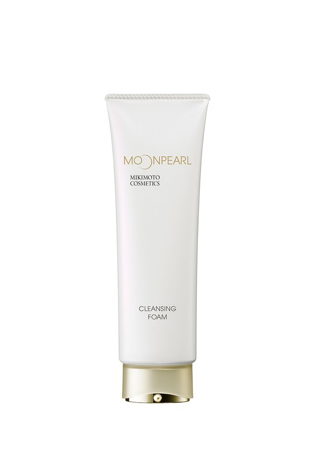 Mikimoto Moonpearl Cleansing Foam