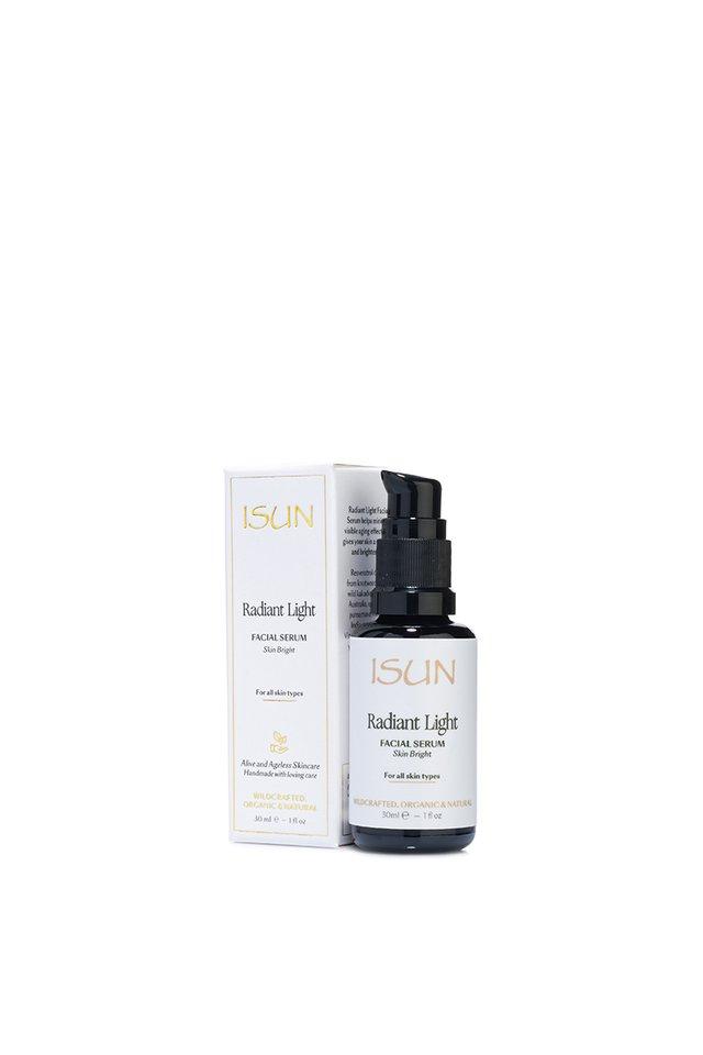 ISUN Radiant Light Facial Serum