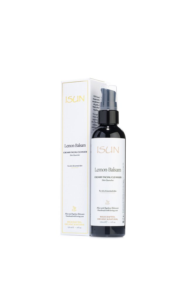 ISUN Lemon-Balsam Facial Cleanser