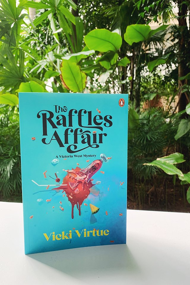 The Raffles Affair - A Victoria West Mystery